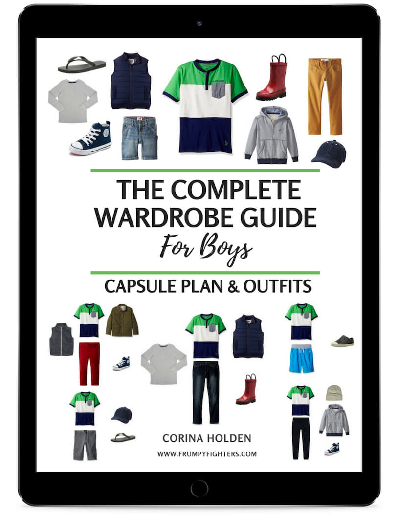 Compressed Boy's Outfit Guide eBook Cover.jpg.jpg