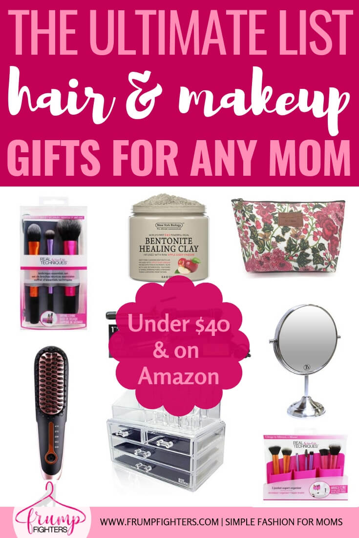 Whether you are shopping for yourself or any mom in your life, if they love beauty products, they will love these gifts! Spoil your mom on Mother's Day or your best friend on her birthday, and even if they are hard to shop for one of these gift ideas are bound to impress! Buying on Amazon makes gift giving easy and affordable. Add these to your wishlist or buy them now! #tips #gifts #shopping #amazon #style #tricks #christmas #mothersday #beauty