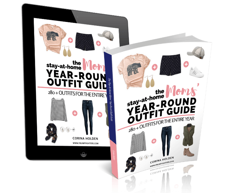 Cute stay at home mom clothes - The SAHM Year-Round Outfit Guide