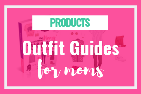 Outfit Guide eBooks for Stay at Home Moms. Easy cute outfit ideas for fall, winter, spring & summer.png