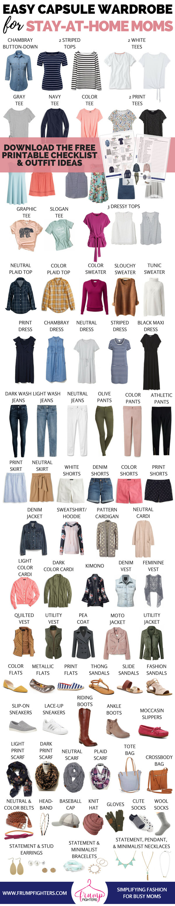 The ultimate #free guide for how to build a #sahm #capsule wardrobe! This blogging mom shows you examples of the best clothes for o ( (5).jpg
