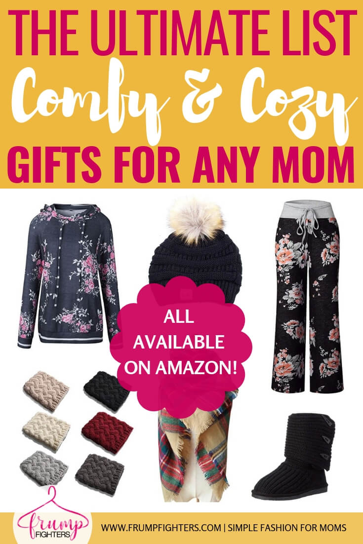 Gift Ideas for Moms Who Love Frump-Free Comfort