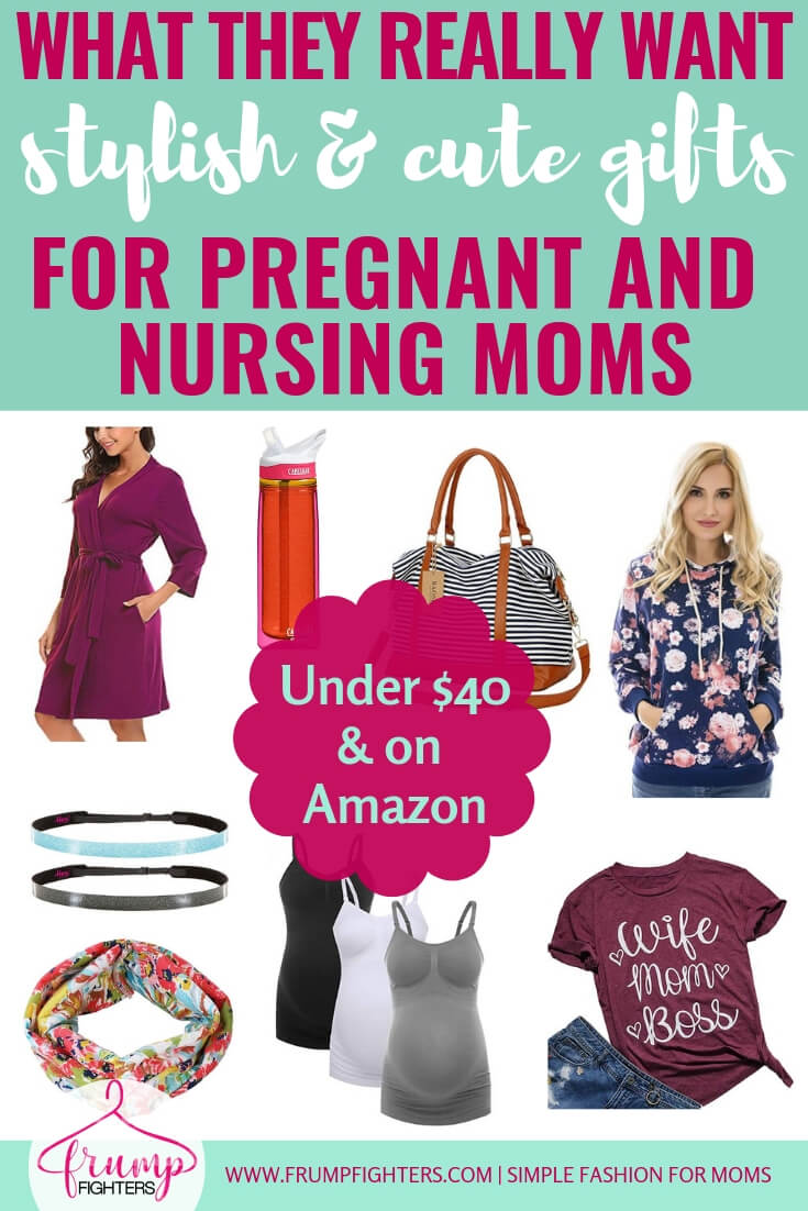 Stylish Gift Ideas For Pregnant And Nursing Moms Frump Fighters