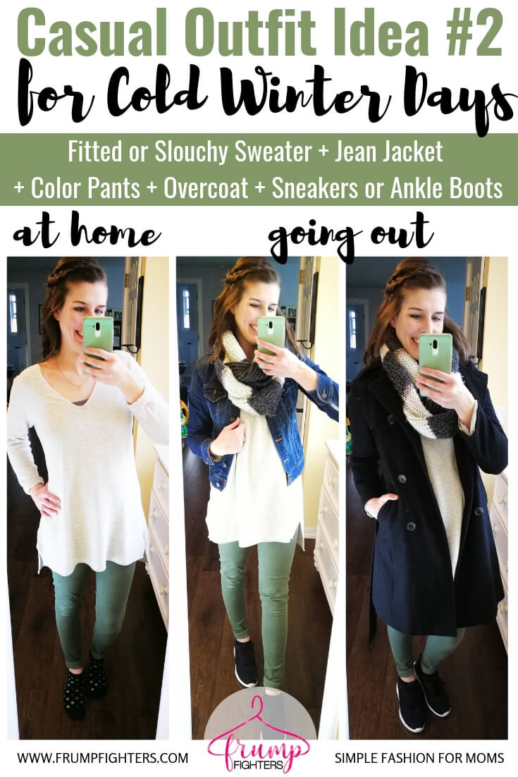 942a794a08a How to dress cute in layers to stay warm and stylish in winter- Casual Chic