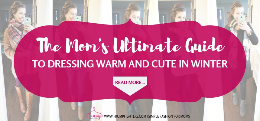 "It's easy to learn how to dress cute in cold weather with these simple rules. Love that it includes a ""winter wardrobe essentials"" list and breaks down how to create warm but cozy and casual outfits when you're at home or on errands. Simple comfy ways to layer clothes for winter including how to wear sweaters, jeans, shoes, leggings, dresses for cold weather! #winteroutfits #howtowear #cozy #momstyle"