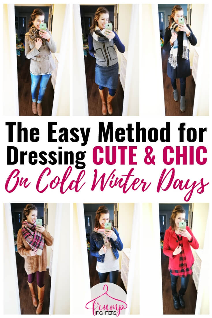 How to Dress Warm & Cute in Winter (Essentials List, Layering Tips, & Outfit Ideas)