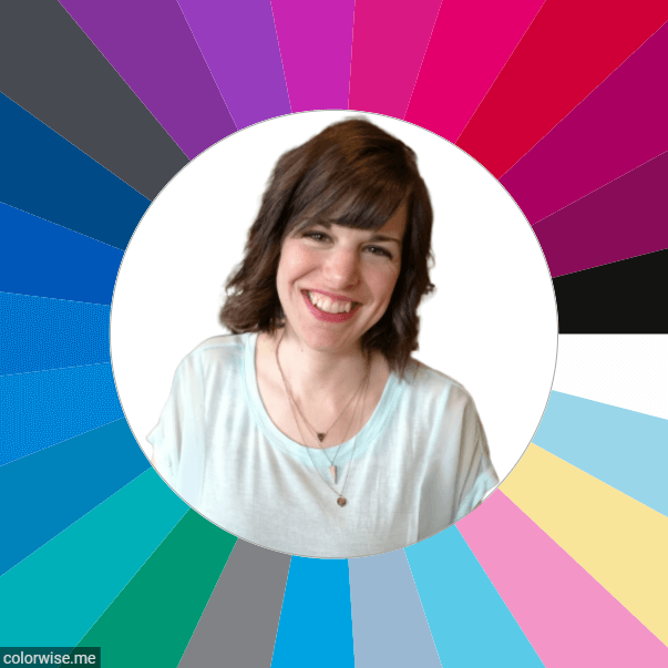 Vanessa - Seasonal Color Analysis - Clear winter color palette.png