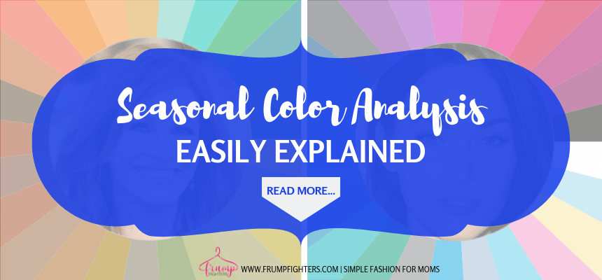 Confused by seasonal color analysis? Can't figure out your color type? THIS blog post finally explained it in a simple, easy way! Now I know what I'm looking for and not just relying on charts that never had my exact season match. Finally, season types tests make sense! Read this to finally understand how to find your season color palette. #color #colorpalette #coloranalysis #seasonalcoloranalysis #wardrobe #style #fashion