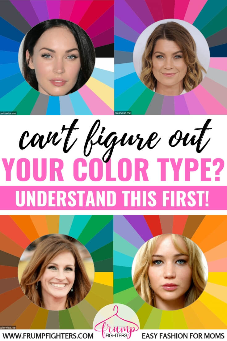 Yes!!! I finally get it! This actually makes seasonal color analysis easy to understand! It was such a help to have the break down of how color works to make it simple to do my own personal color analysis. No more relying on those eye and hair color on charts to figure out if I was a warm, cool, summer, winter, autumn or spring! This explains what to look for to find what color season type you are. #color #colorpalette #coloranalysis #seasonalcoloranalysis #wardrobe #style #fashion
