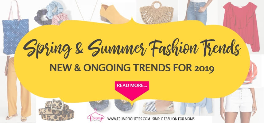 If you want to feel trendy, but don't have the time or money to re-do your whole closet this is the post for you! Trending fashion that is so easy to implement you may already have these items! #spring #summer #trends #fashion #style #capsule #tips #ideas #outfits