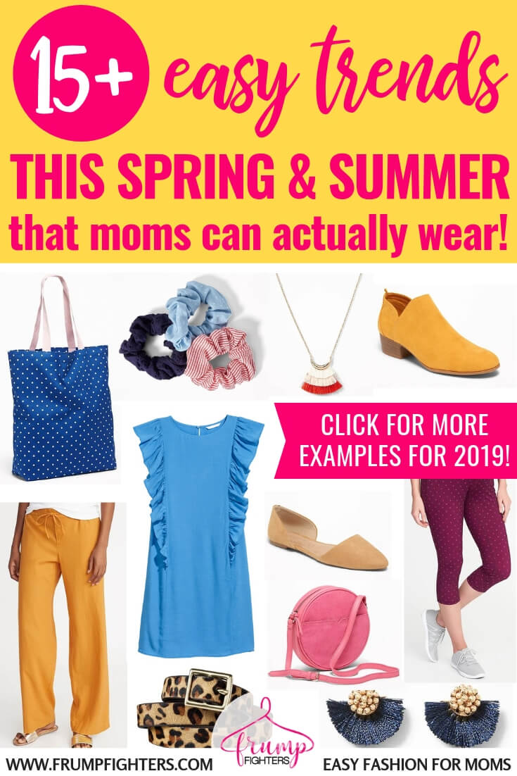 a02a47f7fec Style Trends for Spring Summer 2019 That Moms Can Actually Wear — Frump  Fighters