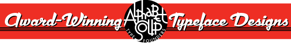 Alphabet Soup Type Founders