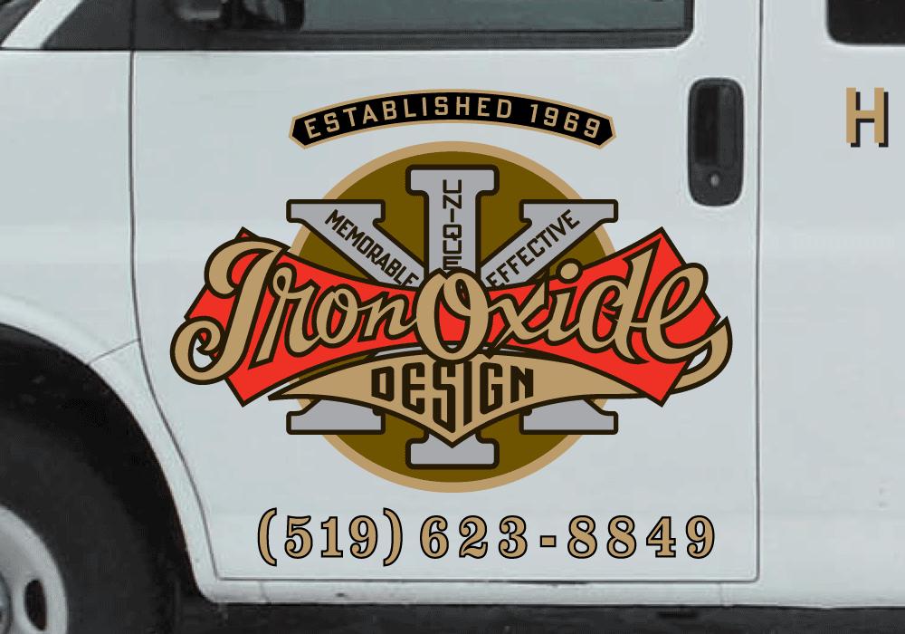 Iron Oxide Truck  Detail