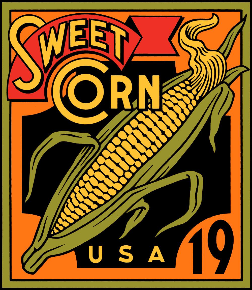 Sweet Corn Digital Rough