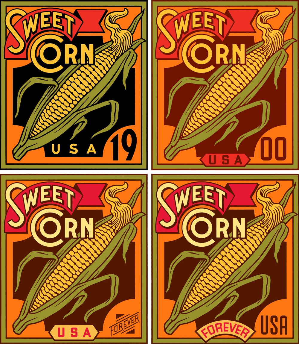 Sweet Corn—4 Preliminaries