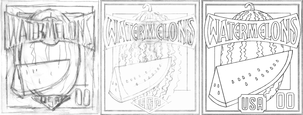 Watermelon Roughs 1