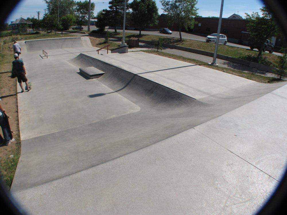Phillips Skate Spot Newark, DE