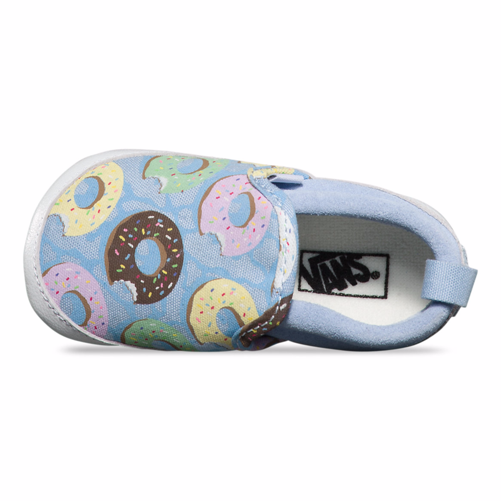 Donut baby slippers
