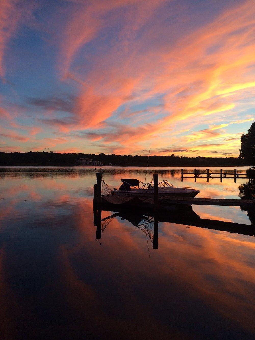 Sunset Sag Harbor