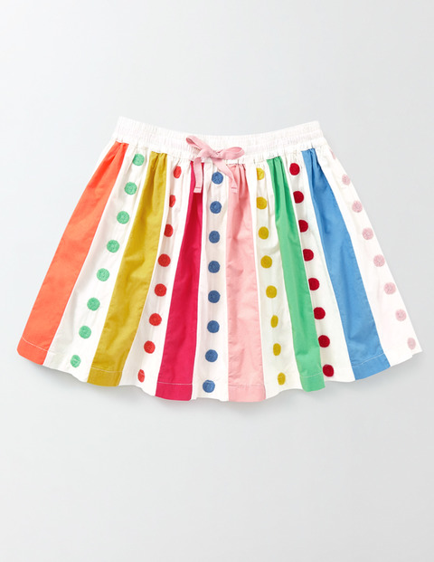 Twirly Rainbow Skirt