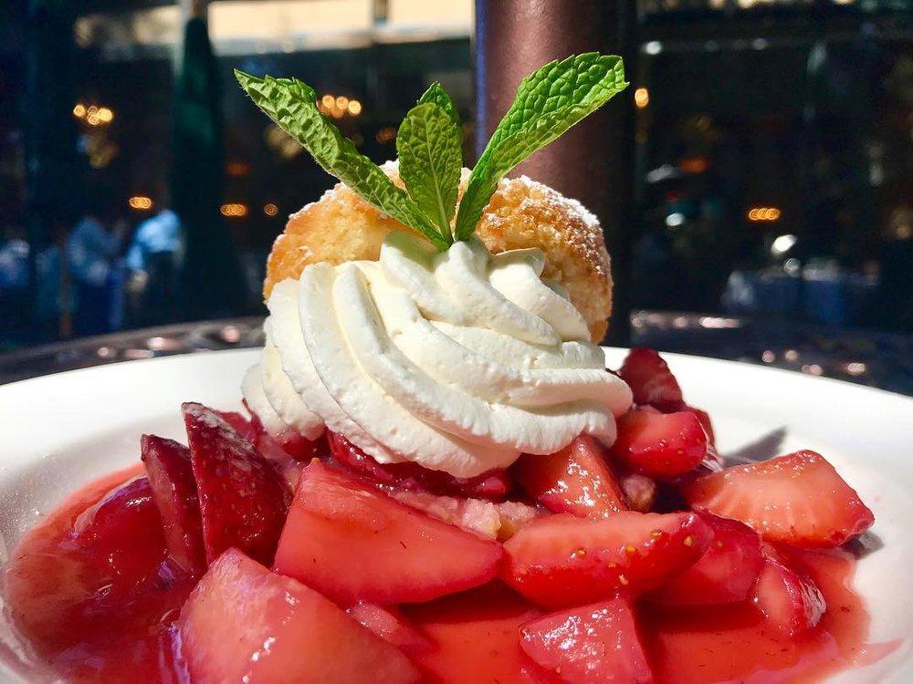 Strawberry shortcake perfection