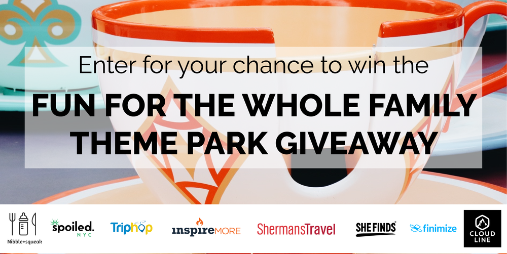 298b70ca30b1 Make your family s dream come true with the ultimate theme park giveaway!  Prize will include a  2