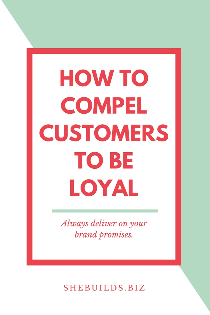 Don't Lose Your Customers, Deliver on Your Brand Promises