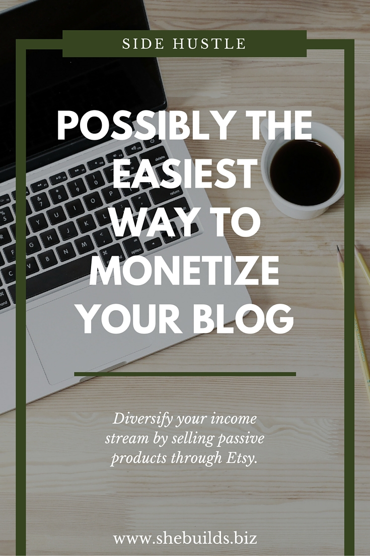 Possibly the Easiest Way to Monetize Your Blog