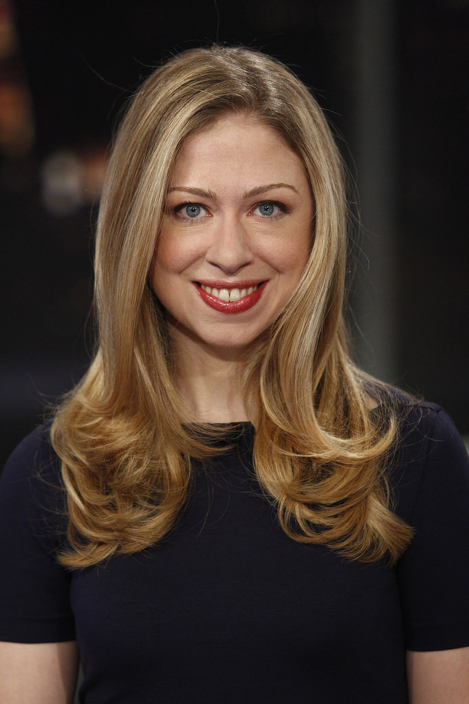 <b>Chelsea Clinton</b> <br> Vice Chair of Clinton Foundation