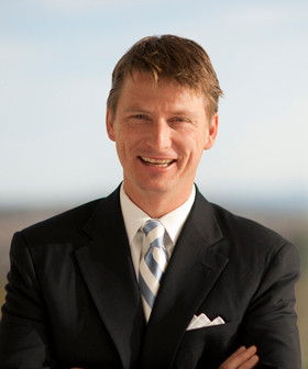 <b>Jonathan Bush</b> <br> Cofounder & CEO of athenahealth