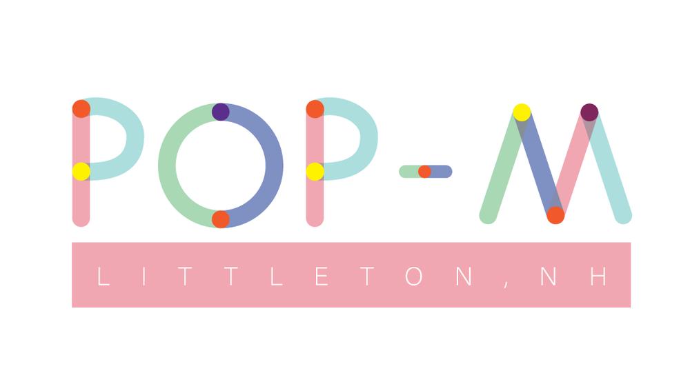 POP-M logo