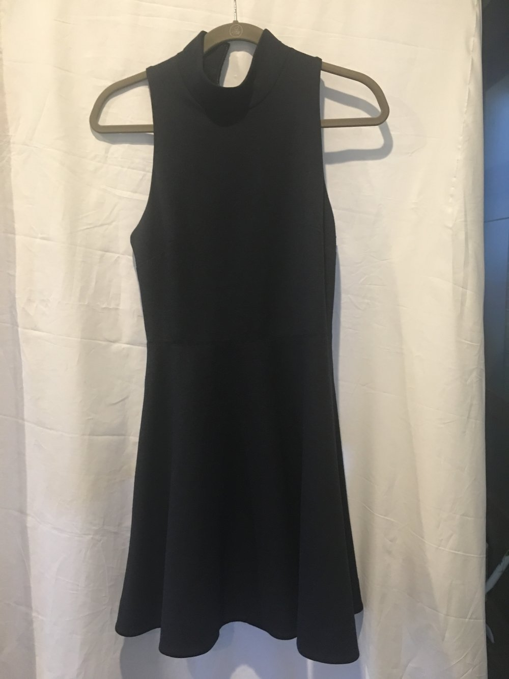 Kit and Ace Sleeveless Cocktail Dress with Funnel Collar.jpg