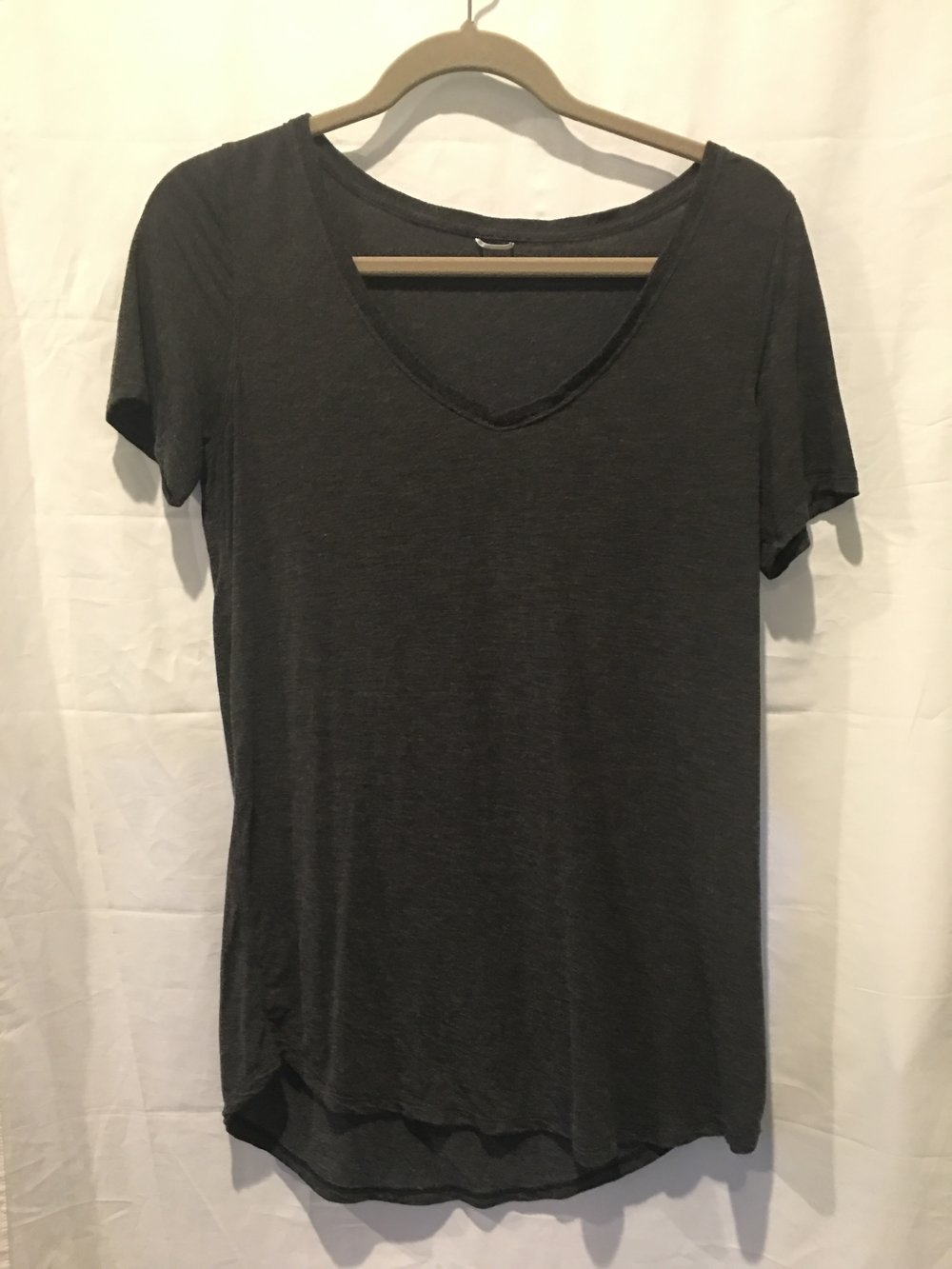 Black V-neck Tee (short sleeve).jpg