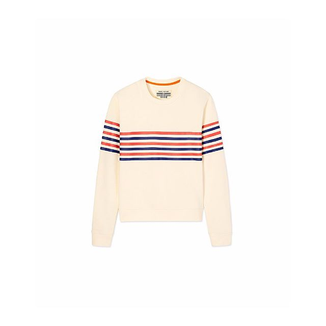 😍Still obsessing over a few of my favorites featured this week in our #tlcsalespicksemail. Including this @torysport sweater I NEED! Link in bio to deets.