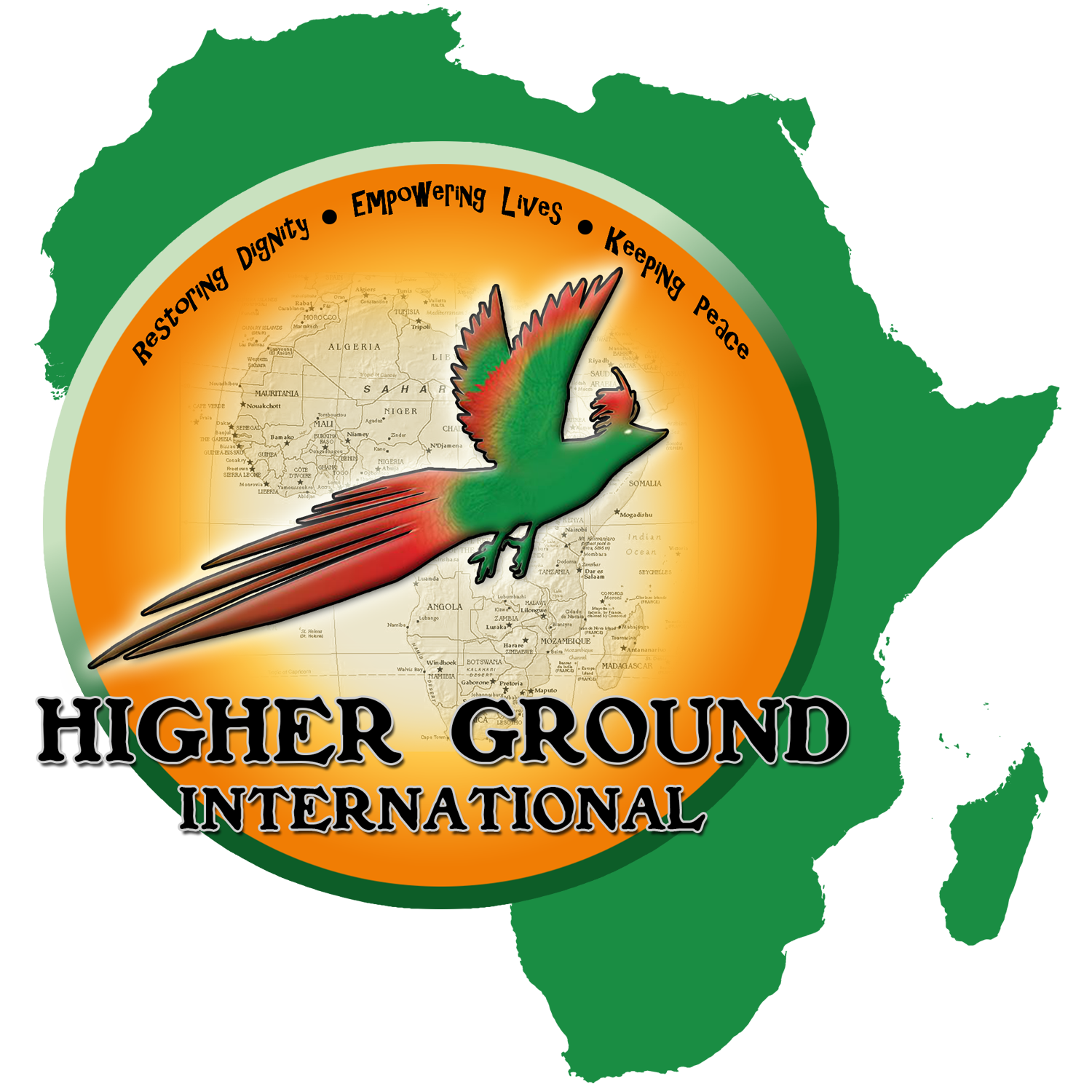 Higher Ground International