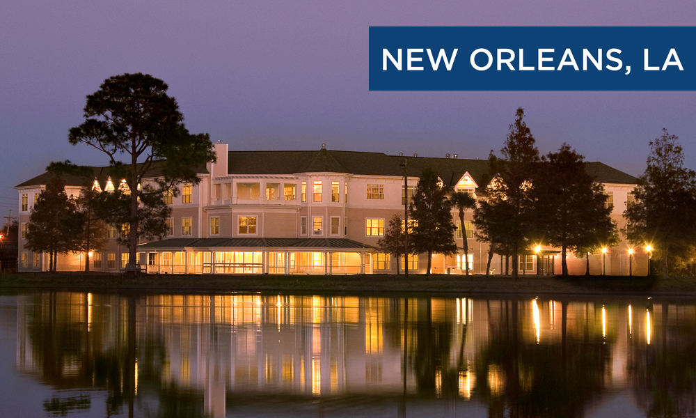 Assisted Living &Memory Care Located in New Orleans, Louisiana Visit Vista Shores ›