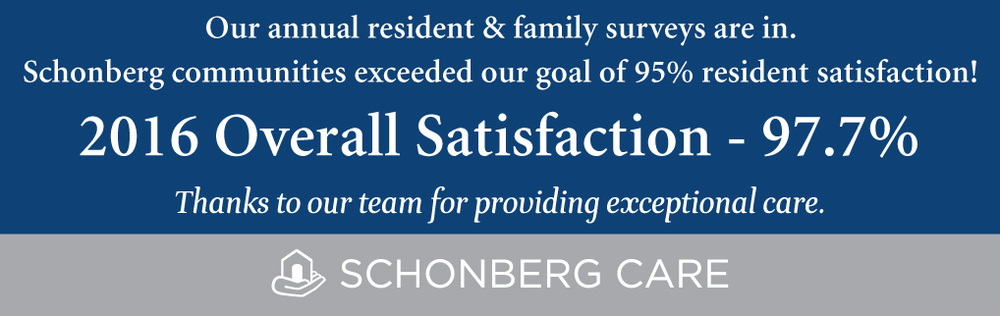 Schonberg Care Assisted Living