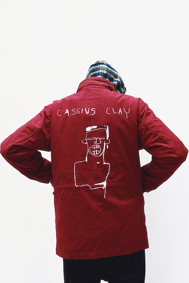 406a7c9f9dd1 Jun 29 Basquiat x Supreme. Jean-Michel Basquiat