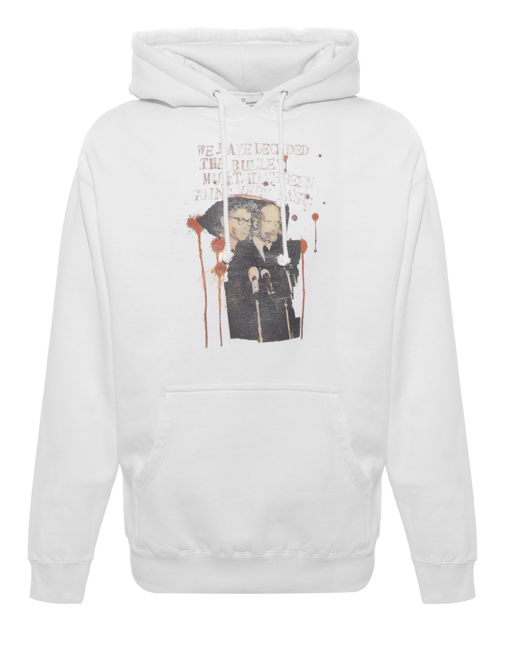 BASQUIAT - BULLET HOODIE - WHITE M - £205 - BROWNS FASHION.jpg