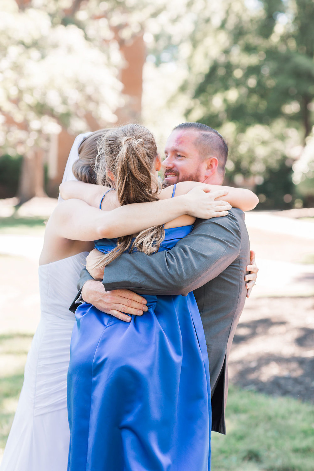 Randolph-Macon College Wedding | Randolph-Macon College Ashland Virginia | Andrea Rodway Photography