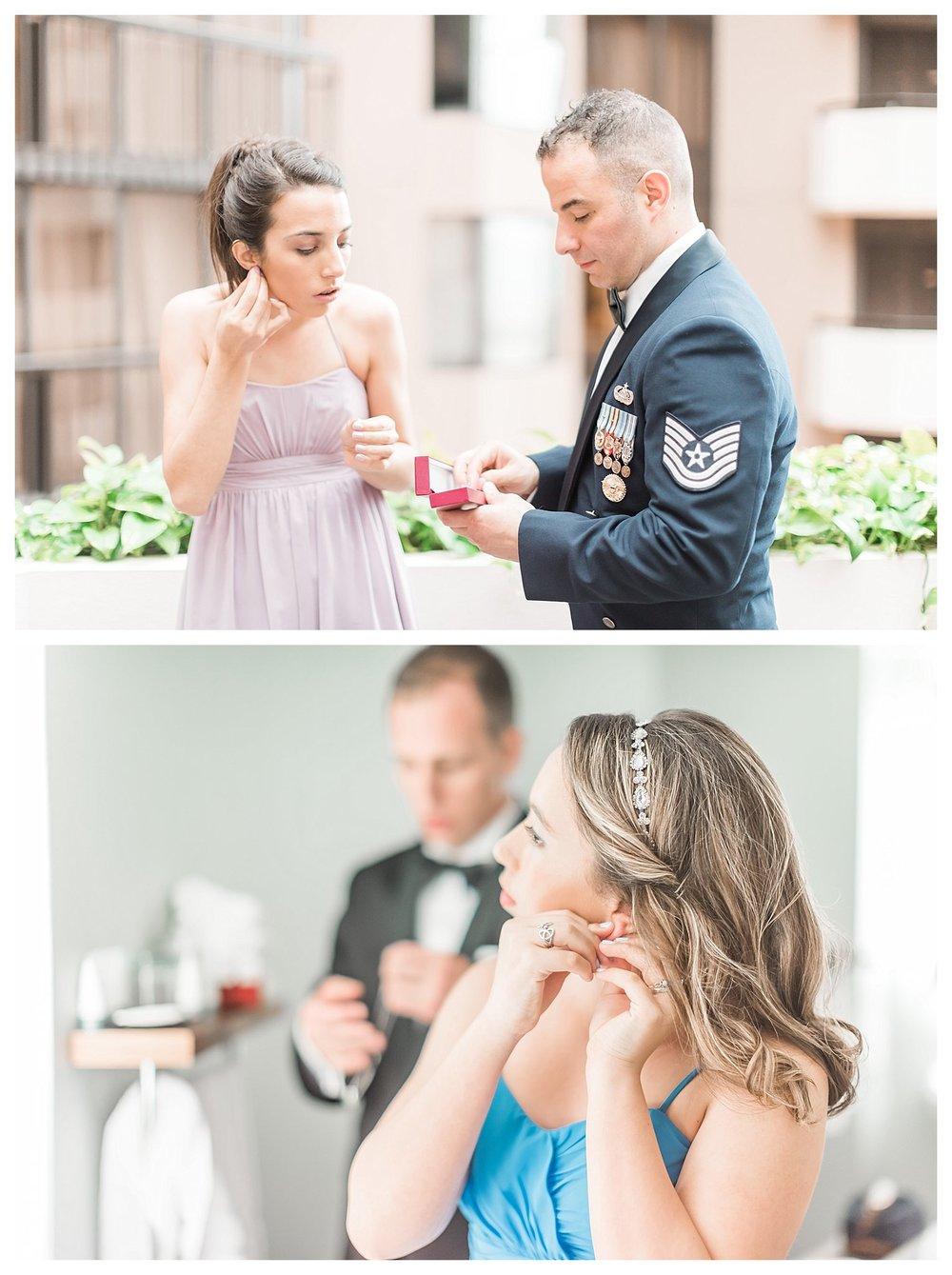 LGBTQ DC War Memorial Wedding | Andrea Rodway Photography