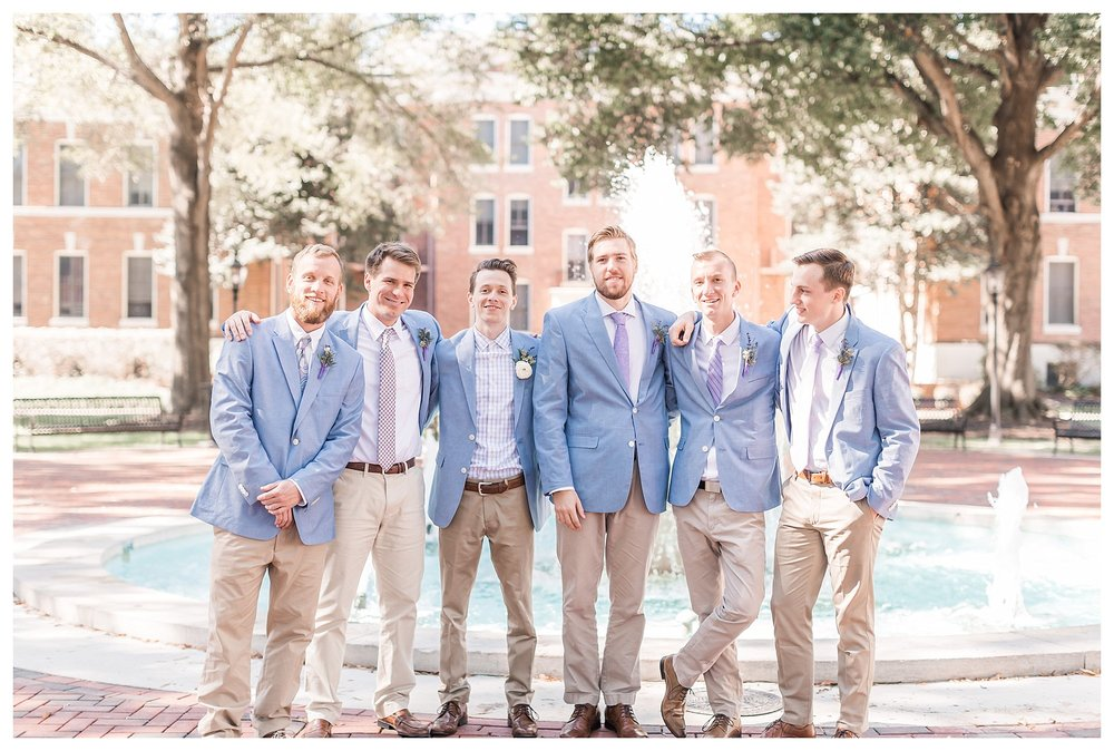 ASHLAND VIRGINIA WEDDING | RANDOLPH-MACON | ANDREA RODWAY PHOTOGRAPHY