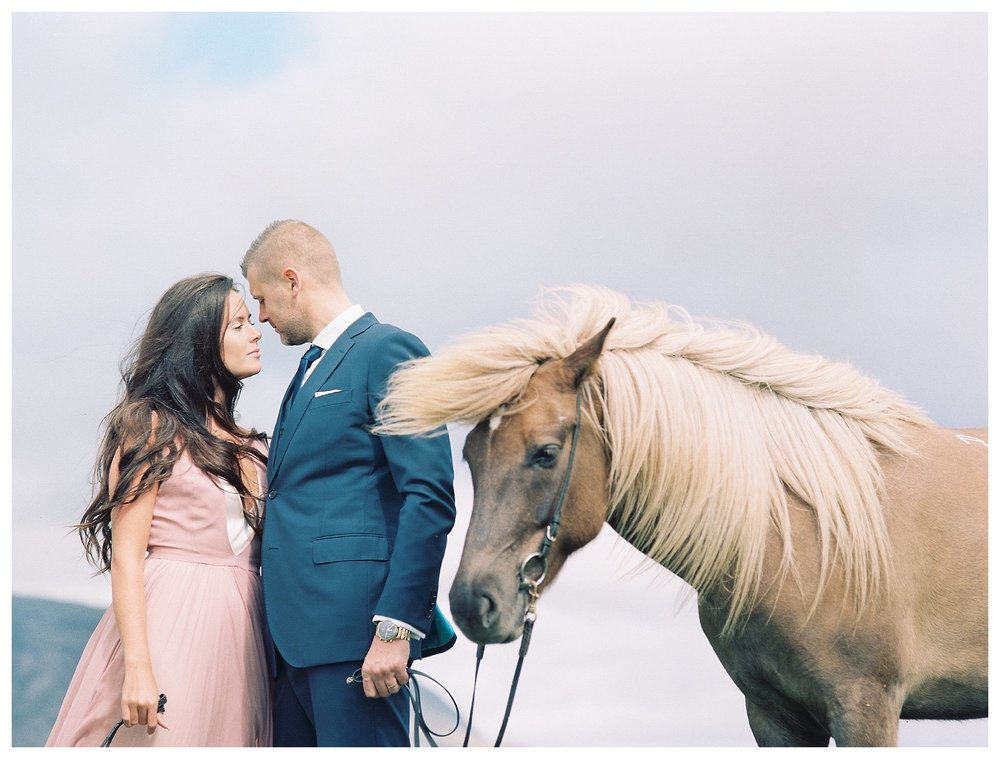 Grímsnes- og Grafningshreppur Iceland Wedding Photographer | Andrea Rodway Photography