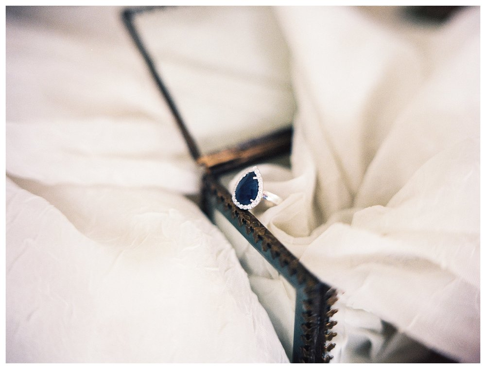 Wedding & Boudoir Inspiration on Film | The Little Workshop | Andrea Rodway Photography