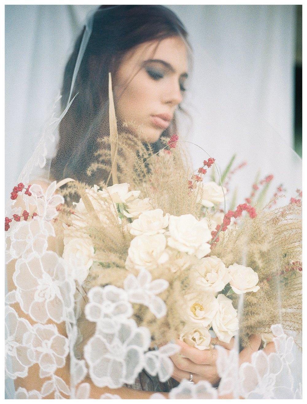 Wedding & Boudoir Inspiration on Film | The Little Workshop | Andrea Rodway Photography