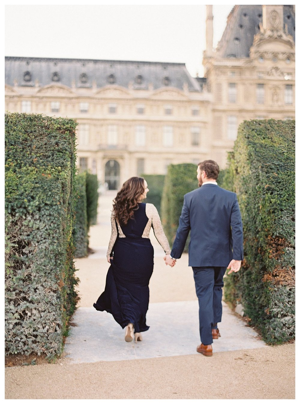 Paris Engagement Photographer | Andrea Rodway Photography