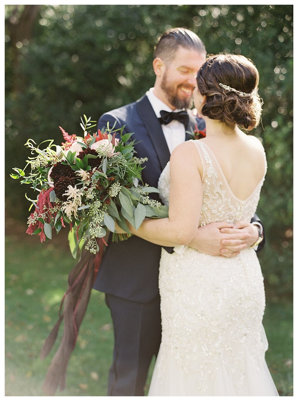 Our Wedding & First Anniversary | Leesburg, Virginia | Andrea Rodway Photography