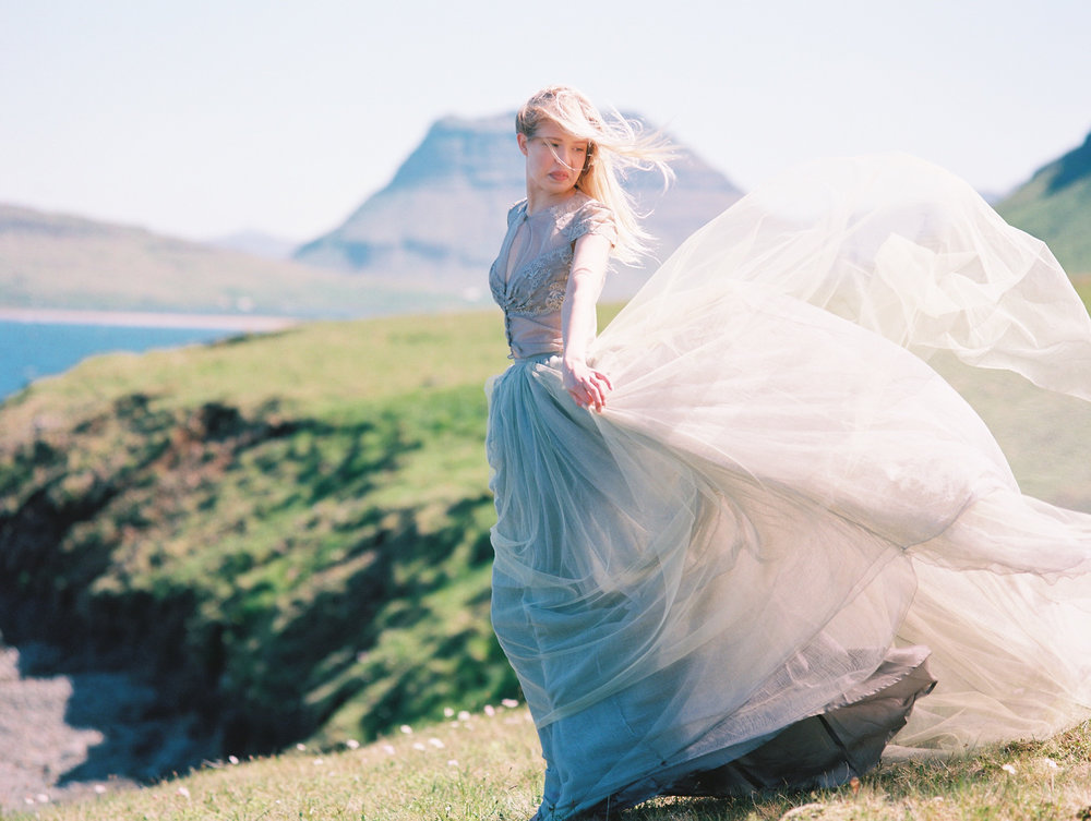 Styled shoot :: BúðiR,Iceland