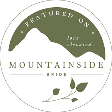 Mountainside Bride | Andrea Rodway Photography