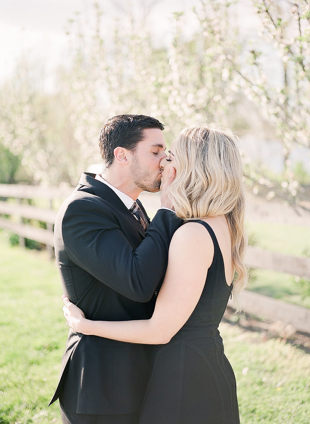 Goodstone Inn Engagement Photographer | Middleburg Virginia | Andrea Rodway Photography